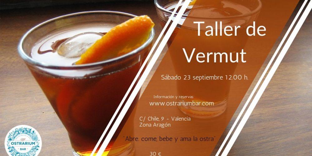 Taller de Vermut 23-Septiembre-2017