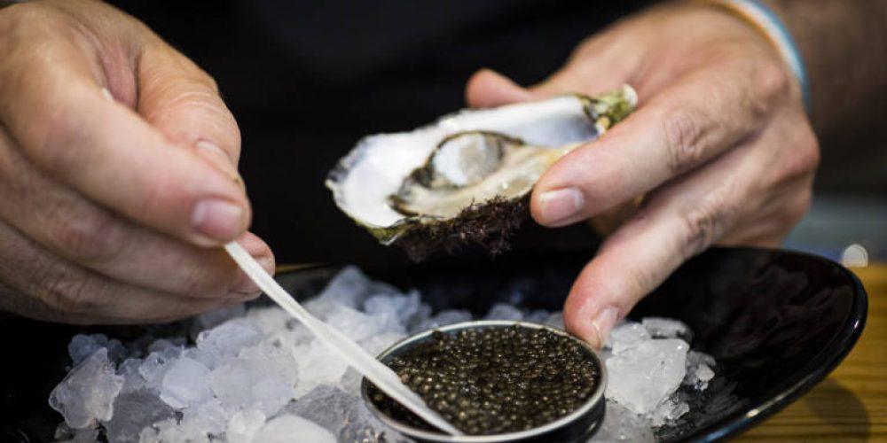 ¿Hay sitio para el caviar en Valencia?