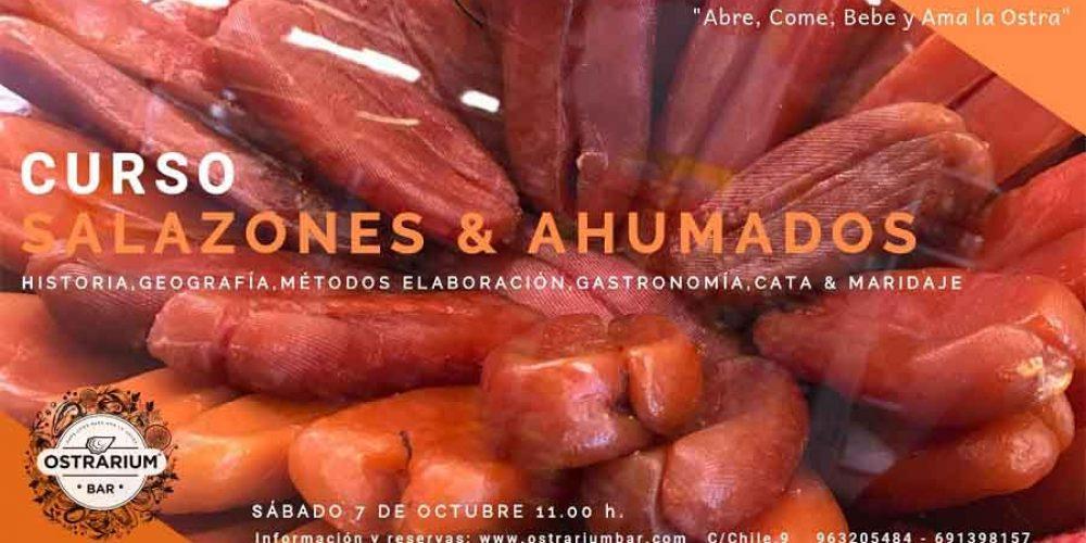 Curso salazones y ahumados 7-Octubre-2017