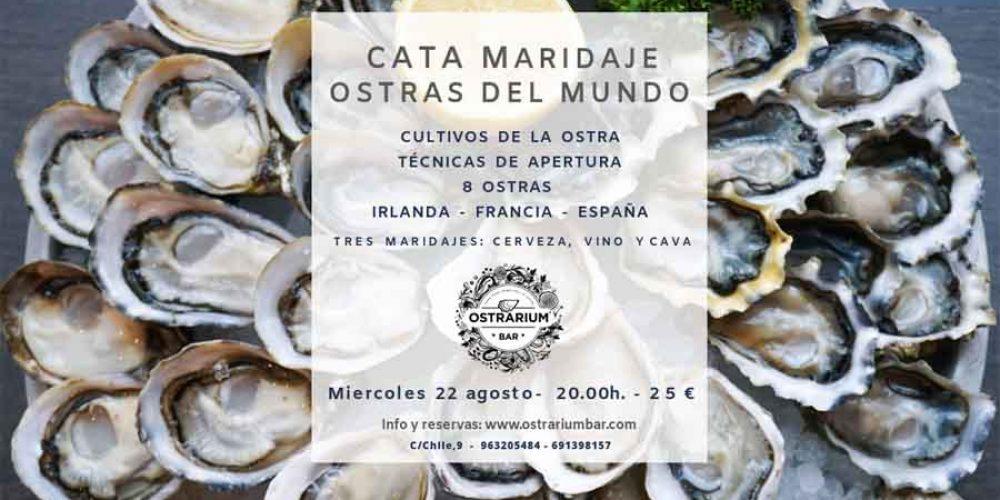 CURSO MARIDAJE DE OSTRAS 22-08-2018