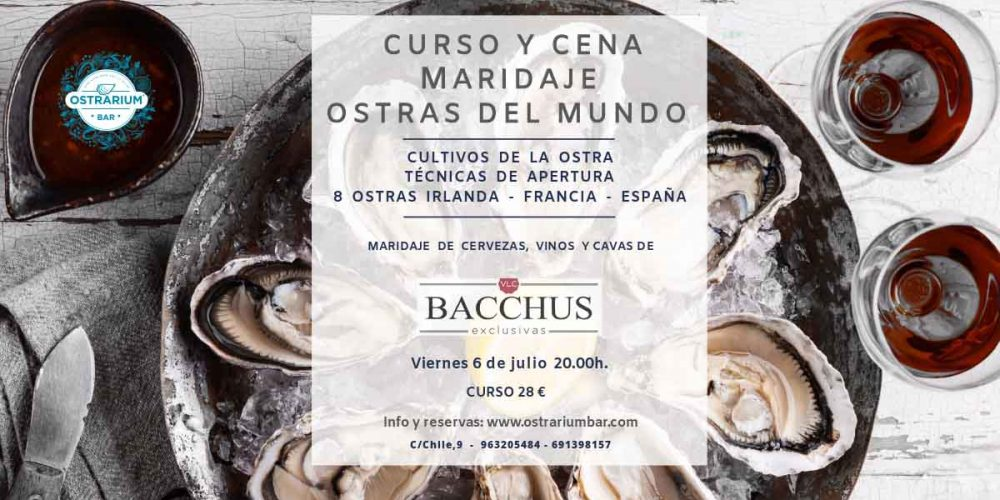 CURSO MARIDAJE DE OSTRAS 06-07-2018